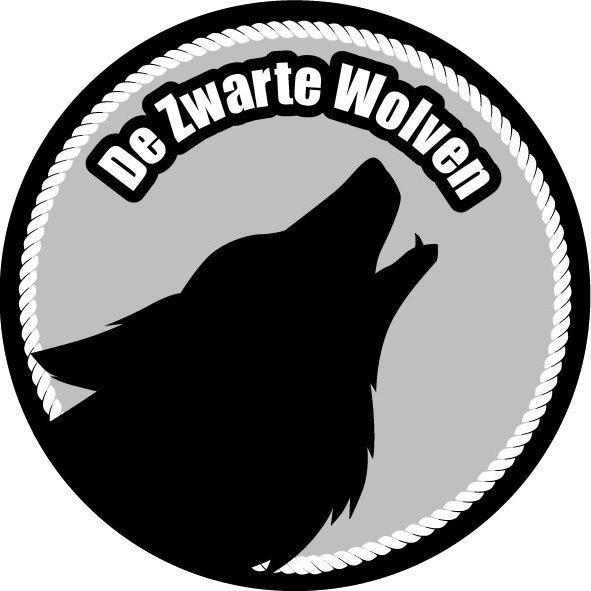 De zwarte wolven